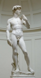Wikipedia, Michelangelo, Foto: Rico Heil, CC-BY-SA-3.0